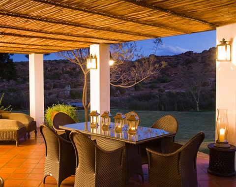 Bushmans Kloof Wilderness Reserve & Wellness Retre
